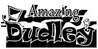 Amazing Dudley Magician Logo